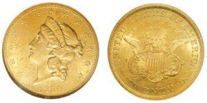 1850 Liberty gold