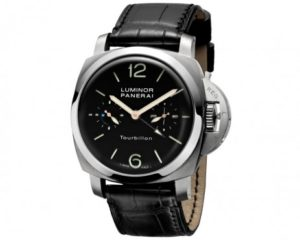 1950 Panerai Luminor Tourbillon GMT