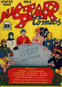 1950s All Star Comics