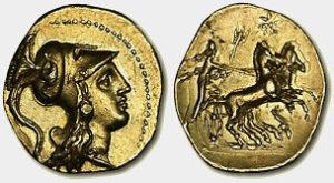 302 BC Roman GOLD COIN