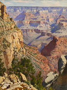 Gunnar Widforss Grand Canyon 1928