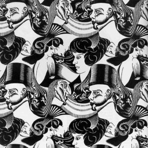 M.C. Escher 20th century Dutch illustrator 1920s