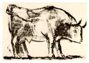 PABLO PICASSO 1881 1973 Lithograph