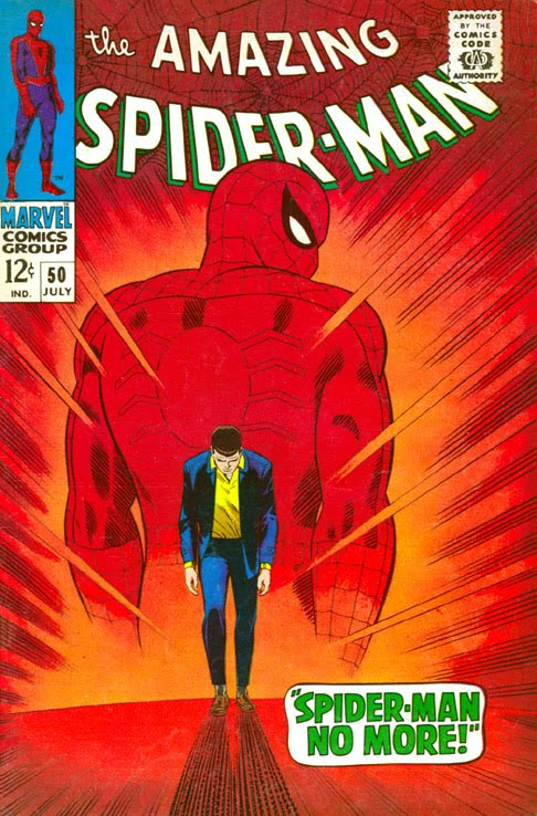 The Amazing Spider-man no more Rare comic