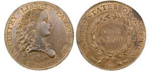 Rare USA penny