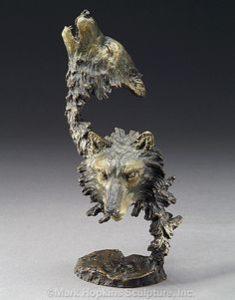 Mark Hopkins (American, 20th21st century), 1989, sculptor