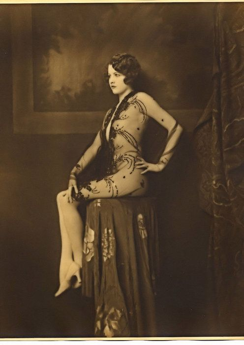 Les Filles Des Ziegfeld Follies
